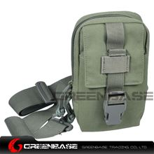 图片 9119# 1000D Inclined shoulder bag Ranger Green GB10179