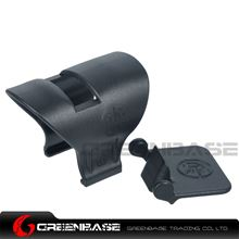 Picture of GB C-More Red Dot Sight Protector Scope Protector Kit Plastic Black NGA1331