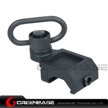 Picture of Unmark CNC Rail Mount QD Sling Attachment Black NGA0055