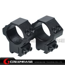 Picture of Medium Profile Scope Mounts 30mm Rings for 11mm Dovetail Rail NGA0846