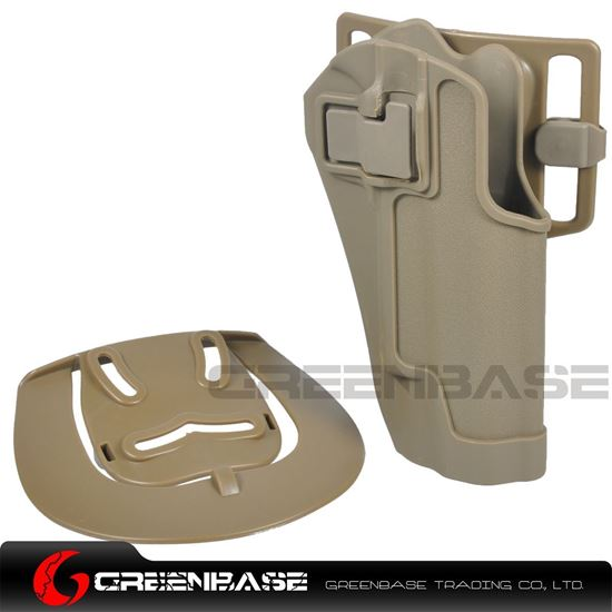 Picture of GB CQC Holster for 1911 TAN NGA0562