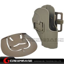 Picture of GB CQC Holster for USP TAN NGA0570