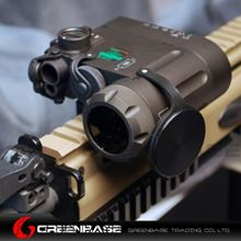Picture of  EX 328 EBAL-MKII Red Laser and Flashlight Dark Earth NGA0404